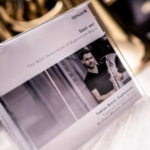 "Fabian Bloch CD ""Spot on!"" - Euphonium Solist"