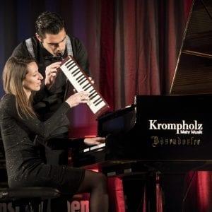 Fabian Bloch mit Klavierbegleitung - Euphonium Solist
